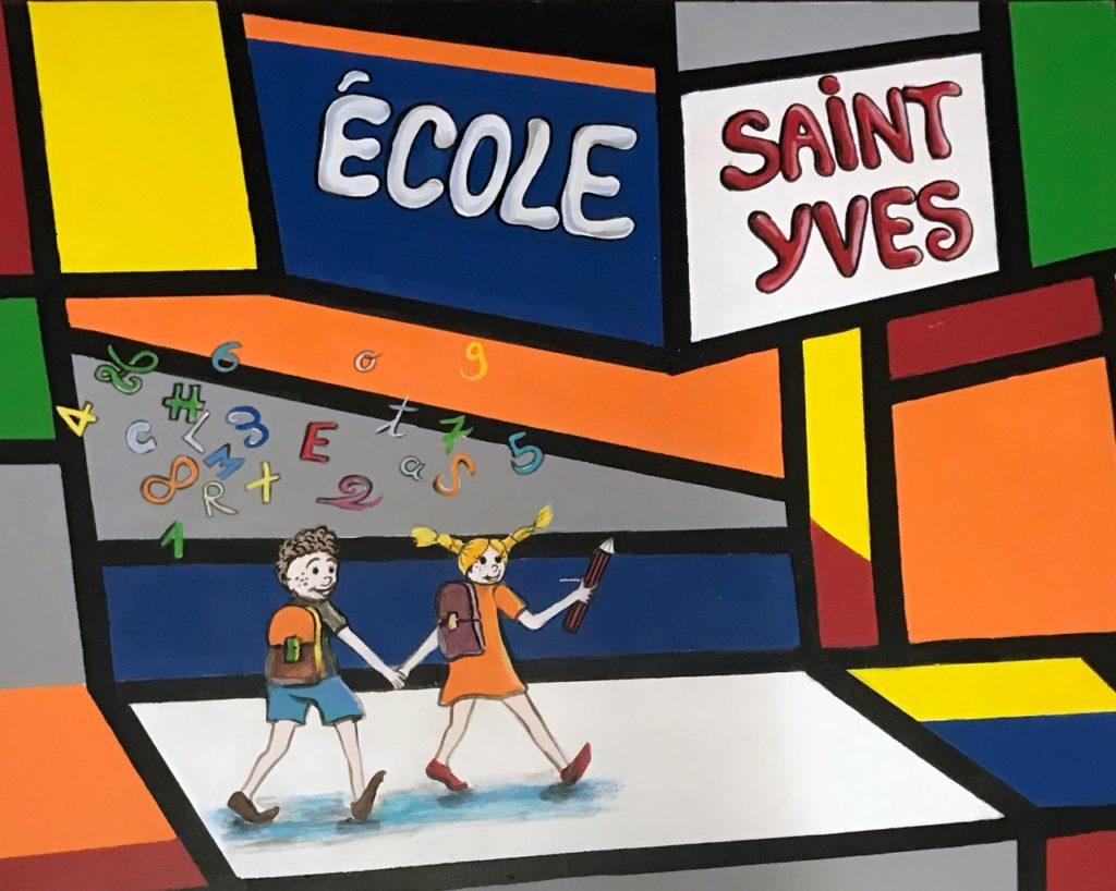 Ecole Saint-Yves de Plouha