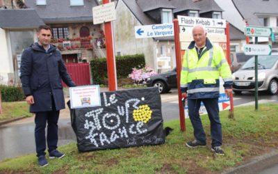 L'école Saint Yves sur les routes du Tour de France