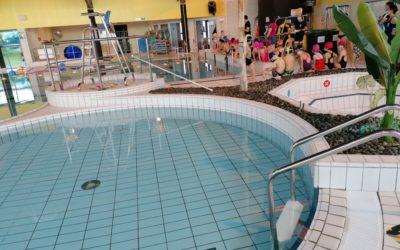Séances de piscine